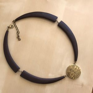 House of Harlow 1960 Tribal Coin Necklace